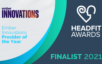 Blueprint for Learning selected as finalist in HeadFit Awards